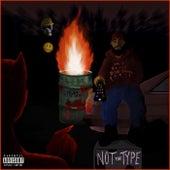 NOT THE TYPE. von Lil Dab
