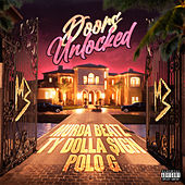 DOORS UNLOCKED by Murda Beatz