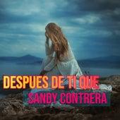 Despues De Ti  Que von Sandy Contrera