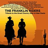 Tribute to the Great Country Man to Man Duets by Franklin Riders
