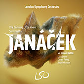 Janáček: The Cunning Little Vixen, Sinfonietta by Sir Simon Rattle