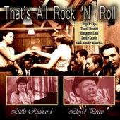 That's All Rock 'N' Roll de Little Richard