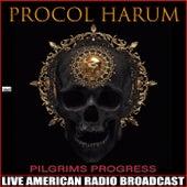 Pilgrims Progress (Live) de Procol Harum