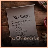 The Christmas List by Alfredo Antonini, Peggy Lee, Chet Atkins, Willie Nelson, Jose Melis, Martin Bottcher, Claudio Villa, Don Cherry, André Previn, MGM Studio Orchestra