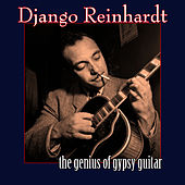 Genius Of Gypsy Guitar de Django Reinhardt