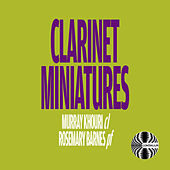 CLARINET MINIATURES de Murray Khouri