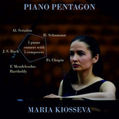 Piano Pentagon by Maria Kiosseva