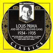 1934-1935 by Louis Prima