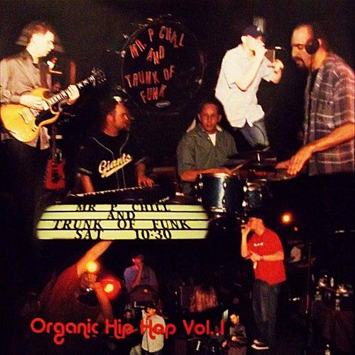 Organic Hip Hop, Vol. 1 - EP by Mr. P Chill