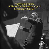 Webern: 6 Pieces for Orchestra/Symphony by Pierre Boulez