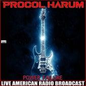Power Failure (Live) de Procol Harum