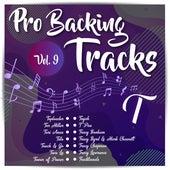 Pro Backing Tracks T, Vol.9 by Pop Music Workshop