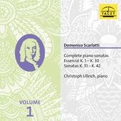 Scarlatti: Complete Piano Sonatas, Vol. 1 von Christoph Ullrich