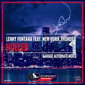 Holler (Garage Alternate Mixes) by Lenny Fontana