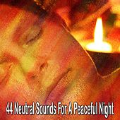 44 Neutral Sounds for a Peaceful Night de Ocean Sound