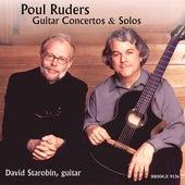 Poul Ruders: Guitar Concertos and Solos de David Starobin