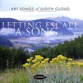 Letting Escape a Song de Various Artists