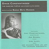 Constantinides: The Dancing Turtle and Other Flute Works de Various Artists