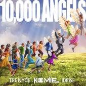 10,000 Angels de Komie