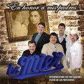 Homenaje a Mis Padres by Los Mier