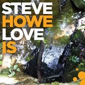 Love Is by Steve Howe