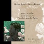 Les Nuits d'Été - Ariettes Oubliées - Trois Chansons de Bilitis von Luca Casagrande