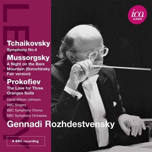 Tchaikovsky: Symphony No. 4 by Various Artists