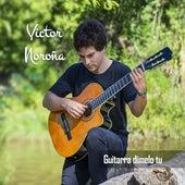 Guitarra Dímelo Tú by Victor Noroña