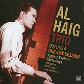 03/13/54 One-Day Session by Al Haig