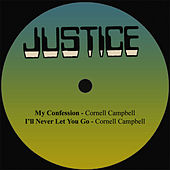 My Confession / I'll Never Let Go by Cornell Campbell