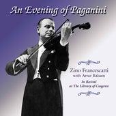 An Evening of Paganini (Live) de Zino Francescatti