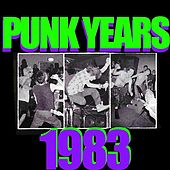The Punk Years: 1983 by Various Artists