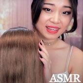 Relaxing Hair Straightening by Tingting ASMR