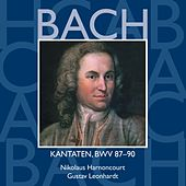 Bach, JS : Sacred Cantatas BWV Nos 87 - 90 von Various Artists