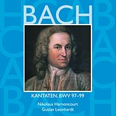 Bach, JS : Sacred Cantatas BWV Nos 97 - 99 von Various Artists