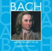Bach, JS : Sacred Cantatas BWV Nos 94 - 96 by Nikolaus Harnoncourt