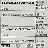 Controlled Substances by The Weeks