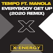 Everybody Get Up (Max Persona 2020 Remix) de Tempo