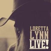 Loretta Lynn - Live! de Loretta Lynn
