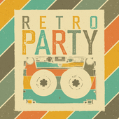 Retro Party! by Various Artists