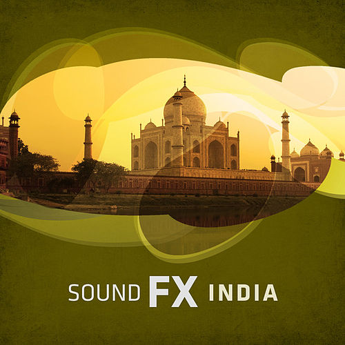 Soundscape FX: India by Various Artists