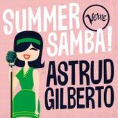 Summer Samba! - Astrud Gilberto by Astrud Gilberto