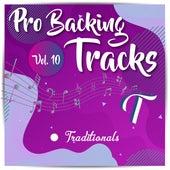 Pro Backing Tracks T, Vol.10 by Pop Music Workshop