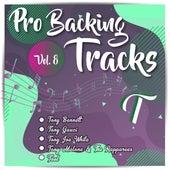 Pro Backing Tracks T, Vol.8 by Pop Music Workshop