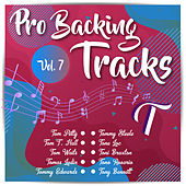 Pro Backing Tracks T, Vol.7 by Pop Music Workshop