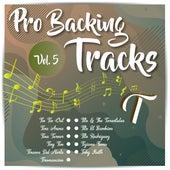 Pro Backing Tracks T, Vol.5 by Pop Music Workshop
