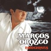 Emociones de Marcos Orozco
