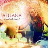 The Infinite Heart by Ashana