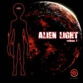 Alien Light, Vol.1 di Alex Raimondi, Louise, Daniel Rangone, DJ Mumi, Club Foundation, Max Zabayano, Black Jaguar, Metro Dub