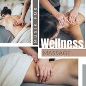 Musik für Wellness Massage: Sanfte Beruhigende Musik mit Wald und Wasser Geräuschen für Wellness von Entspannungsmusik Spa
